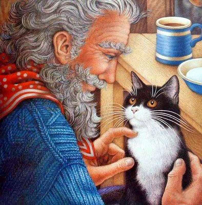 история кошек, как кошки стали домашними, одомашнивание кошек